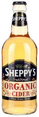 [kuva: Sheppy's Dry Organic Cider(© Alko)]