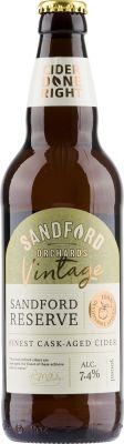 [kuva: Sandford Orchards Reserve Vintage Cider 2019(© Alko)]