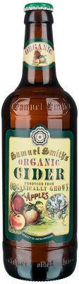[kuva: Samuel Smith Organic Cider(© Alko)]