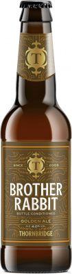 [kuva: Thornbridge Brother Rabbit Golden Ale(© Alko)]