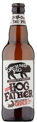 [kuva: Orchard Pig Hogfather Cider(© Alko)]