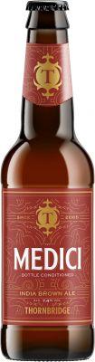 [kuva: Thornbridge Medici Imperial Brown Ale(© Alko)]