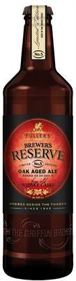 [kuva: Fuller's Brewer's Reserve No 5(© Alko)]