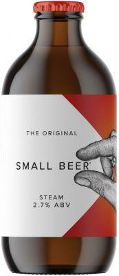 [kuva: The Original Small Beer Steam(© Alko)]