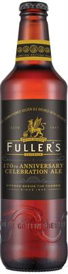 [kuva: Fuller's 170th Anniversary Celebration Ale(© Alko)]