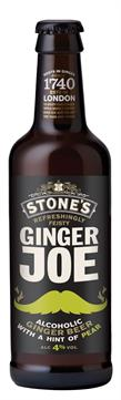 [kuva: Stone's Ginger Joe Pear(© Alko)]