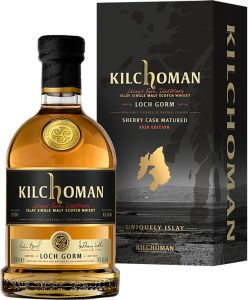 [kuva: Kilchoman Loch Gorm 2020 Single Malt(© Alko)]