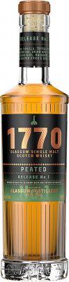 [kuva: 1770 Glasgow Peated Release No. 1 Single Malt(© Alko)]