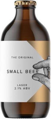 [kuva: The Original Small Beer Lager(© Alko)]