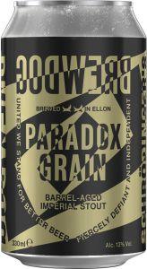 [kuva: BrewDog Paradox Grain Barrel-Aged Imperial Stout tölkki(© Alko)]