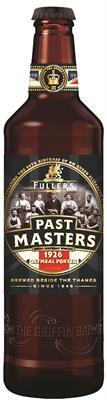 [kuva: Fuller's Past Masters 1926 Oatmeal Porter(© Alko)]