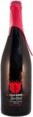 [kuva: Wild Beer Jambo Imperial Stout(© Alko)]
