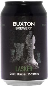 [kuva: Buxton Lasker 2020 Barrel Masters tölkki(© Alko)]