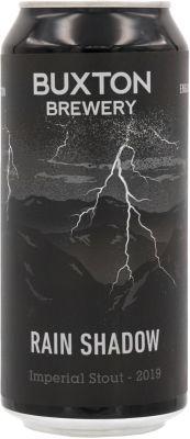 [kuva: Buxton Rain Shadow Imperial Stout 2019 tölkki(© Alko)]