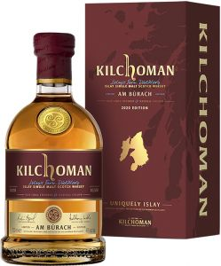 [kuva: Kilchoman Am Burach Single Malt(© Alko)]