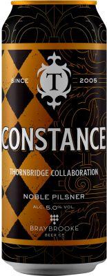 [kuva: Thornbridge Constance Noble Pilsner tölkki(© Alko)]