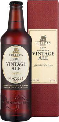 [kuva: Fuller's Vintage Ale 2017(© Alko)]