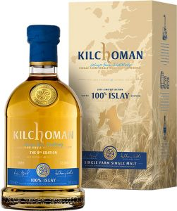 [kuva: Kilchoman 100% Islay 9th Edition Single Malt(© Alko)]