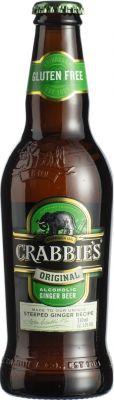 [kuva: Crabbies Original Ginger Beer(© Alko)]