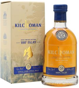 [kuva: Kilchoman 100 % Islay Single Malt(© Alko)]