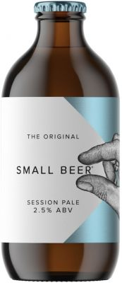 [kuva: The Original Small Beer Session Pale(© Alko)]