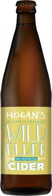 [kuva: Hogan's Wild Elder Cider(© Alko)]