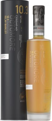 [kuva: Octomore 10.3 Single Malt(© Alko)]