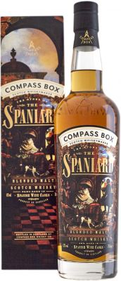 [kuva: Compass Box The Story Of The Spaniard Blended Malt(© Alko)]