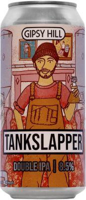 [kuva: Gipsy Hill Tankslapper Double IPA tölkki(© Alko)]