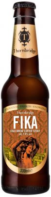 [kuva: Thornbridge Fika Cold Brew Coffee Stout(© Alko)]