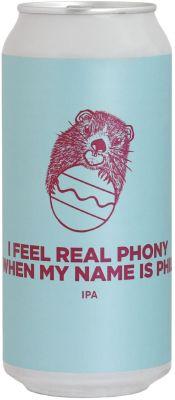 [kuva: Pomona Island I Feel Real Phony When My Name Is Phil IPA tölkki(© Alko)]