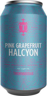 [kuva: Thornbridge Pink Grapefruit Halcyon tölkki(© Alko)]