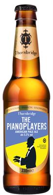 [kuva: Thornbridge The Pianoplayers American Pale Ale(© Alko)]