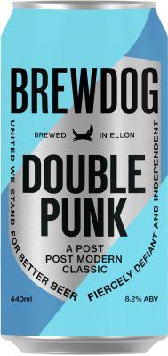 [kuva: BrewDog Double Punk tölkki(© Alko)]