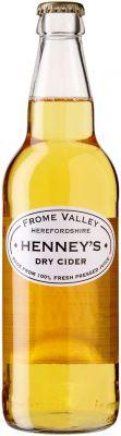 [kuva: Henney's Dry Cider(© Alko)]