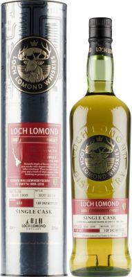 [kuva: Loch Lomond Single Malt Scotch Whisky Cask no. 433(© Alko)]