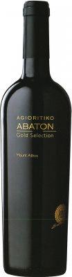 [kuva: Agioritiko Abaton Gold Selection 2013(© Alko)]