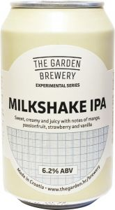 [kuva: The Garden Brewery Milkshake IPA tölkki(© Alko)]