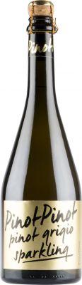 [kuva: Pinot Pinot Sparkling Pinot Grigio(© Alko)]