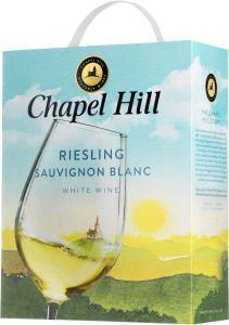 [kuva: Chapel Hill Riesling Sauvignon Blanc 2018 hanapakkaus(© Alko)]