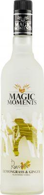 [kuva: Magic Moments Lemongrass & Ginger Flavoured Vodka(© Alko)]