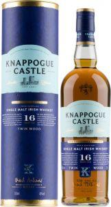 [kuva: Knappogue Castle 16 Year Old Sherry Cask Single Malt Irish Whiskey(© Alko)]