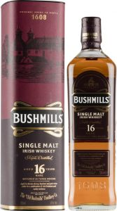 [kuva: Bushmills 16 Year Old Single Malt(© Alko)]