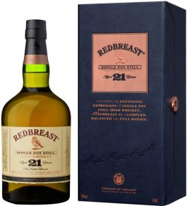 [kuva: Redbreast 21 Year Old Single Pot Still(© Alko)]