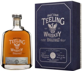 [kuva: Teeling Whiskey 24 Year Old Vintage Reserve Single Malt(© Alko)]