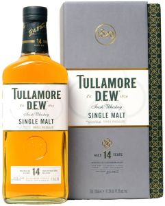 [kuva: Tullamore Dew 14 Year Old Single Malt(© Alko)]