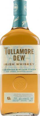 [kuva: Tullamore D.E.W. X.O. Caribbean Rum Cask Finish(© Alko)]