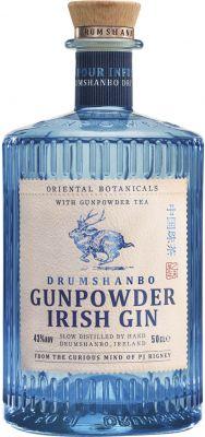 [kuva: Drumshanbo Gunpowder Irish Gin(© Alko)]