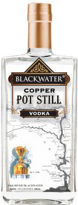 [kuva: Blackwater Pot Still Vodka(© Alko)]