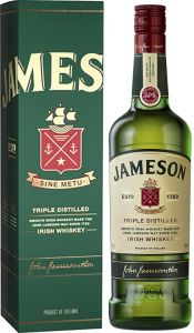 [kuva: Jameson lahjapakkaus(© Alko)]